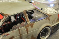 """I'm so glad I decided to go to the Hobby Garage in Kuki the other day. Had I not, I don't think I would have ever understood what """"custom"""" really means to RC car enthusiasts in Japan. If you thought what you saw in yesterday's post was impressive, well all I can say is scroll …"""