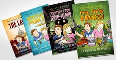 Do your kids understand the principles of liberty? They will after reading these books!