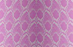 Pink Python Snake Skin