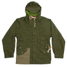 Garbstore Shift Parka