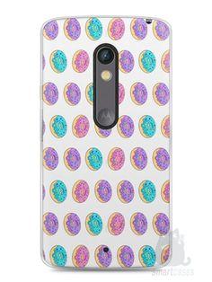 Capa Capinha Moto X Play Donuts - SmartCases - Acessórios para celulares e tablets :)