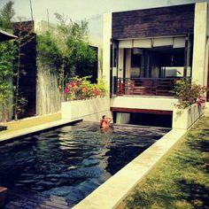 Amana villa in Bali