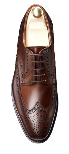 This is a pair of Leather's custom men's leather shoes! The 100% Leather soles are hand stitch using the best quality leather soles. Choose from over a dozen Designs different types and color of leather. 100 % Genuine Leather Handmade Brown ...