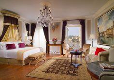 The St. Regis Florence -Beautiful Hotels - Bedroom - Artemest