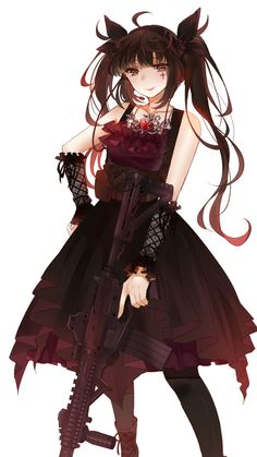 """The #MilitaryLolita Said """"Nobody Moves and Hand Out Your Lolita Dresses!"""""""