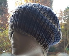 Ravelry: 4 in 1 reversible beanie pattern by Stitchylinda Designs