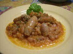 Feijoada de Salsichas Frescas | SaborIntenso.com
