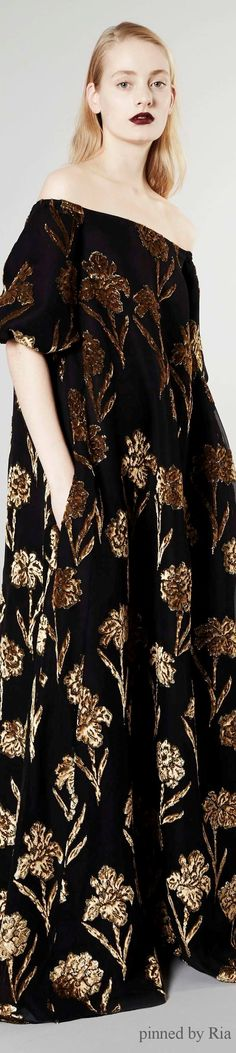Rochas Pre Fall 2016 l Ria jαɢlαdy Only Fashion, Love Fashion, Runway Fashion, Fashion Beauty, Womens Fashion, High Fashion, Armani Prive, Valentino, Dior
