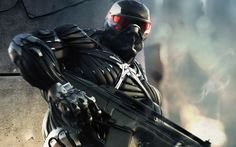 New Crysis 2 Game Wallpapers