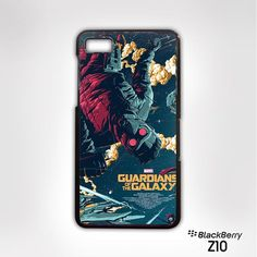 Guardians of the Galaxy for Blackberry Z10/Q10 cases