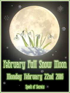 The Full Moon on Monday 22 February 2016 is at 3 degrees Virgo, in Virgo decan 1. The full moon astrology shows a culmination of tension and conflict that has been building for months and in some cases years.  Moon in Virgo is the best time to work magick involving employment, intellectual matters, health, and dietary concerns. Healing rituals for ailments of the intestines or nervous system are also done during this period of time.  Virgo is, quite possibly, the most misunderstood…