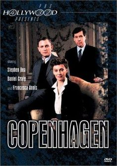 Daniel Craig ダニエル・クレイグ Copenhagen (2002) TV Movie  -  90 min  -  Drama | History | War  -  27 September 2002 (UK)