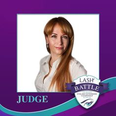 """""""LASH BATTLE"""" - The Biggest Eyelash Extensions Competition in the United Kingdom is proud to introduce you our first judge. drumroll Welcome to the Battle Kristin Heissig!  Kristin is coming from Germany and is a well-known figure in the lash industry. She is the publisher of the first European lash magazine called LASH LETTER which was launched at 2013. She is the founder and master trainer of Lashletter ACADEMY and a lash stylist with 8 years of experience. Kristin is also a valued speaker…"""