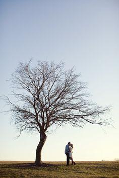 Under a tree. Photography by sarahkatephoto.com