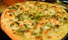 Pizza à la dinde sur BBQ
