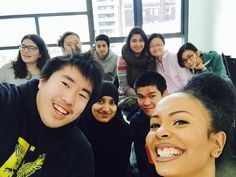 Love getting to work with this group of Toronto students from Harbord Collegiate as part of an annual workshop (5 years strong) on 'Ethicial Considerations for Non Profit Management. I describe the global conditions for inequity socially, politically & environmentally and share the stories of young people just like them who are changing the world in small and large ways! #bethechange #love #justice #education #eachoneteachone (at 519 Community Centre)
