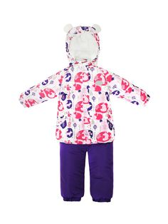 Комплект Reike FOX white для малышей состоит из куртки, декорированной милым принтом с лисичками, и однотонного полукомбинезона. Комплект выполнен из ветрозащитной, водоотталкивающей и дышащей мембранной ткани на хлопковой подкладке с комфортными велюровыми вставками в верхней части полукомбинезона, а также на воротнике, манжетах и капюшоне куртки. Куртка дополнена съемным капюшоном с ушками, двумя карманами, множеством светоотражающих деталей. Ветрозащитная планка на молнии оформлена в виде…