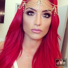 Eva Marie Looking Like a Doll http://dailywrestlingnews.com/?p=68437