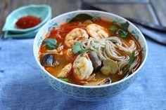 Noodle Salad Yum Woon Sen | Recipe | Thai Noodle Salad, Thai Noodles ...