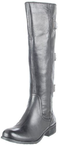 Meegan style is versatile enough for casual and dressy as well it is very fashion boot with the straps and buckle around the shaft it comlement most outfits, you get the right look you deserve with it http://www.amazon.com/dp/B0050TIE18/?tag=icypnt-20