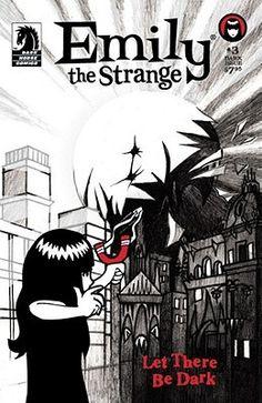 Emily the Strange: Let There Be Dark (Dark Horse Comics Series 1 ...