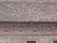 Frieze on Sforza Castle