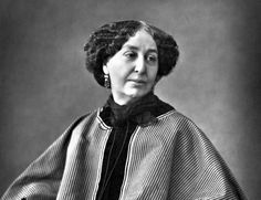 French novelist Amantine Dupin better known under the pseudonym George Sand. Photographs of the famous by Felix Nadar George Sand, Book Writer, Book Authors, Essay Writer, Johann Wolfgang Von Goethe, Writers And Poets, History Of Photography, Museum Photography, Photography Institute