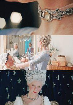 Sofia Coppola's Marie Antoinette. Costumes by Milena Canonero.