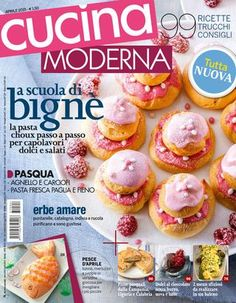 Cucina moderna aprile 2015 by pds by marco Ar - issuu Chefs, Mini Pastries, Gorgonzola Cheese, Appetisers, Sweet Cakes, Italian Recipes, Make It Simple, Muffin, Pasta