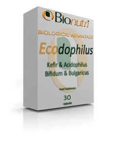 Bionutri #Ecodophilus is one of the best selling #probiotic supplements in the UK today. http://www.natural-alternative-products.co.uk/bionutri-ecodophilus-60s-p-4439.html