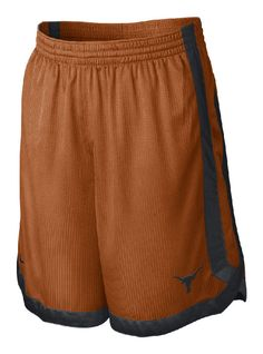 """Texas Longhorns Black D-UP 10"""" Inseam Shorts By Nike. Nike %20Texas%20Longhorns%20Orange%20D-UP%2010%94%"""