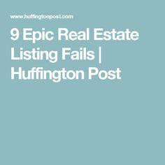 9 Epic Real Estate Listing Fails | Huffington Post