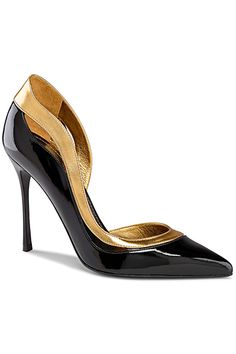 Sergio Rossi - Shoes - 2014 Spring-Summer- this with a different material