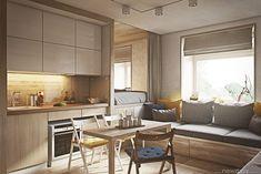 Cozy Apartments by Yurii Hrytsenko - DECOmyplace
