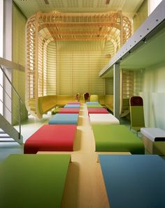 HI HOTEL, Nice, 2003 - Matali Crasset