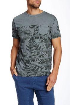 Palm Print Tee