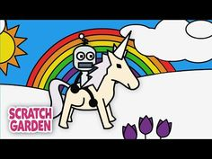 The Colors Song | Art Songs | Scratch Garden - YouTube