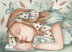 Dominic Murphy | Alice In Wonderland