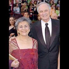 Alan and Arlene Alda married 53 years
