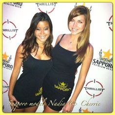 Call it a Sapporo take over!   To book for your next event visit www.sinsationalevents.com or call 619.501.0820