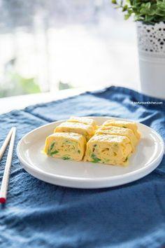 Korean Egg Roll (Gyeran Mari)   MyKoreanKitchen.com