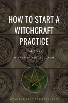 Did you know that many witches never get to really learn their craft because they don't know where to start and what to do next. This FREE video gives you a roadmap to help you know where to begin and what to learn to keep going. You Know Where, Did You Know, Need To Know, Wiccan Quotes, Pagan Witchcraft, Book Of Shadows, Witches, Knowing You, How To Become