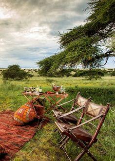 Ol Donyo Lodge - Chyulu Hills, Kenya