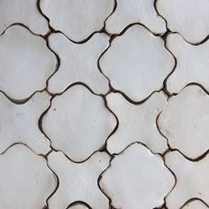 Tunisian Shape, can be installed for floor or wall applications