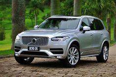 Volvo passa a ofercer a opção de motor diesel para o XC90. Leia mais