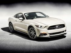 2014 Ford Mustang 50 year limited edition