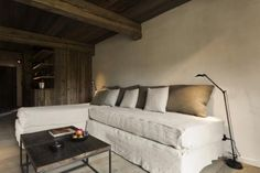 Located near the ski runs of Megève in the French Alps, Le Chalet Zannier takes stealth luxury to a new level. Arnaud Zannier (son of Roger, who pre