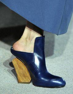 john galliano. (To me it looks like the heel is broken!)