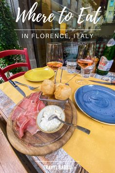 We've visited Florence, Italy 40+ times and have eaten at a lot of amazing restaurants! Here are our favorites - including where to find the best gelato and coffee.