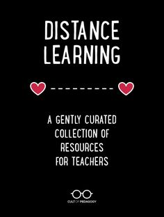 An overview of the nuts and bolts of distance learning, including general tips, advice on tech, and troubleshooting some common problems. Learning Tools, Learning Resources, Teacher Resources, Resource Teacher, Teaching Strategies, Teaching Tips, Teaching History, Teaching Technology, Medical Technology